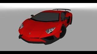 Lamborghini Aventador SV    Share free 3D cad models #100052   Kholo.pk
