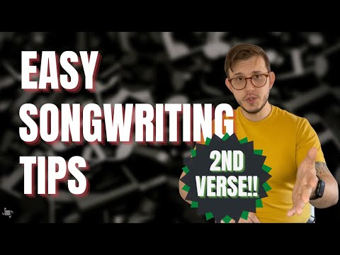 I share songwriting tips used by high-level artists which even beginners can implement.