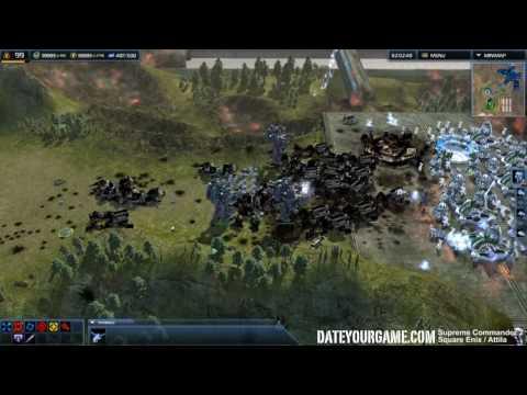 Видео № 2 из игры Supreme Commander 2 (Б/У) [X360]