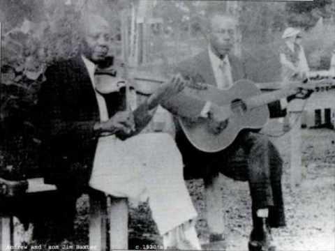 Andrew and Jim Baxter - Bamalong Blues