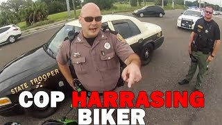ANGRY & COOL  COPS | POLICE vs BIKERS  [Episode 106]