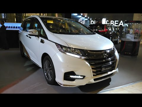 Honda New Odyssey (2018 Facelift) First Impression Review Indonesia