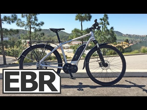 IZIP E3 Dash Video Review – High-Speed Urban Commuter Electric Bike