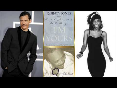 I'm Y♥urs *☆* Quincy Jones *ft* El DeBarge * Siedah Garrett