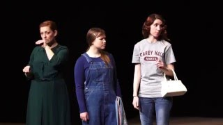 University Theatre Play Centers On ASL And Deaf Culture