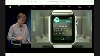 March 9, Apple Watch発表イベント
