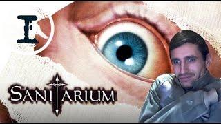 Sanitarium (Шизариум) Прохождение: часть - 1