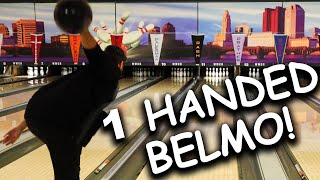 Jason Belmonte Bowls One Handed! | PBA Players Championship
