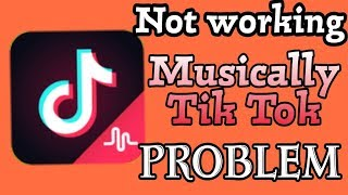 Gambar cover Fix Tik Tok - including musical.ly Not Working And Video Make Problem