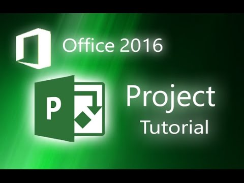 Microsoft Project - Full Tutorial for Beginners in 13 MINUTES ...