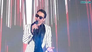 JAMPI - HAEL HUSAINI di Sidang Media Anugerah Juara Lagu 33