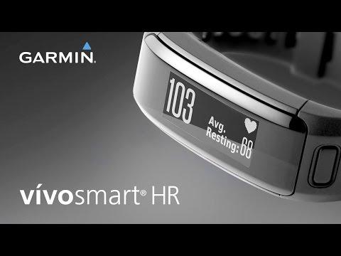 Garmin vívosmart HR - Fitness Tracker - Activity Tracker