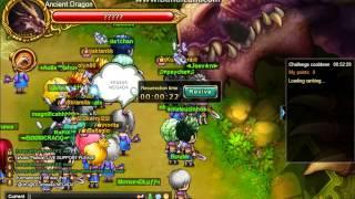 DDtank II - Bugged World Boss: Ancient Dragon