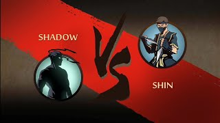 Shadow Fight 2 : Lynx - First Bodyguard Fight HD