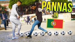 PUBLIC PANNAS IN PORTUGAL!