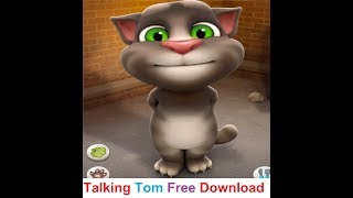My Talking Tom Game  Download For Mobile Phone Or Pc..