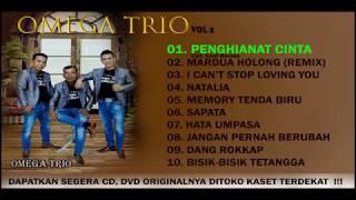 Lagu OMEGA TRIO TERBARU - Lagu Batak Terbaru 2018