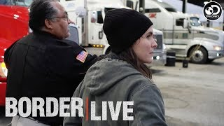How Migrants Hide in Trucks to Enter the United States   Border Live