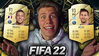 MIN FØRSTE FIFA 22 STREAM, du leste riktig 👀