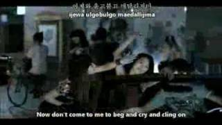 2NE1 - I don't care MV (english subs, romanization,kor lyrics) HD