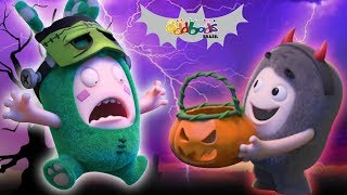 Oddbods | Monstro dos Doces | Especial de Halloween