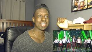 EXO  - with the immortal classic [ REACTION ]