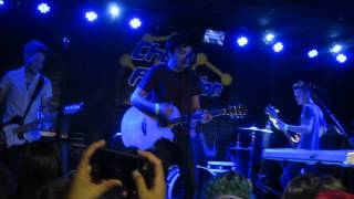 Stay performed by Artist Vs Poet at Chain Reaction