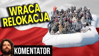 Wraca Przymusowa Relokacja Imigrantów. Platforma Obywatelska na TAK. A PIS?