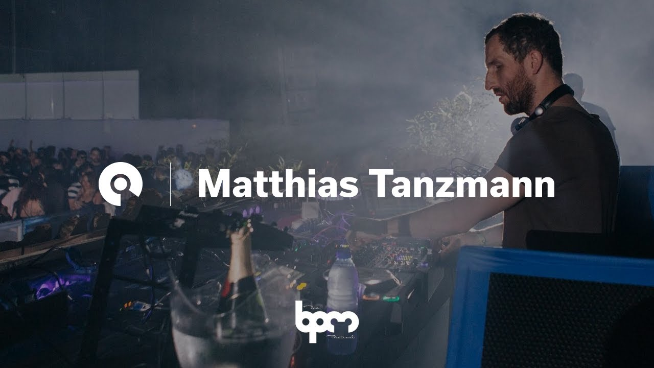 Matthias Tanzmann - Live @ The BPM Portugal 2017, ANTS