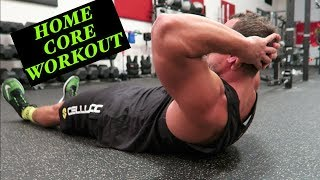 Intense 5 Minute At Home Core Workout by Anabolic Aliens