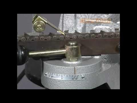 Chain Saw Grinder