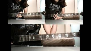 Arch Enemy - You Will Know My Name Guitar Cover