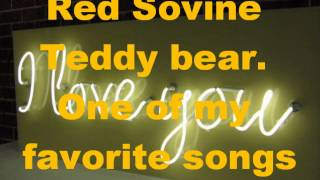 Red Sovine - Teddy Bear
