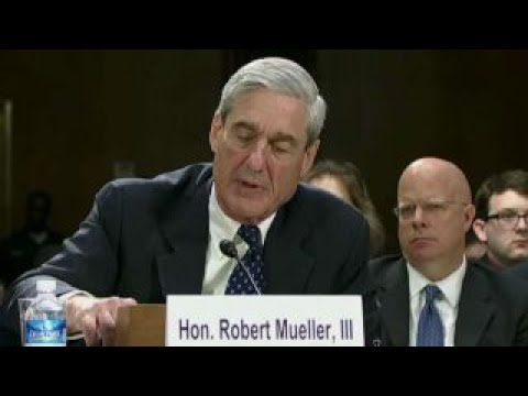 Is Robert Mueller fishing for something on Trump?