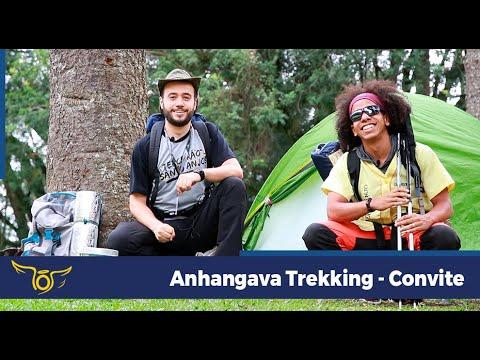 Anhangava Trekking - Convite