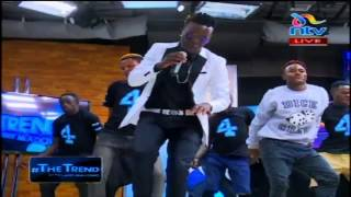 Fanya - Willy Paul (LIVE on #theTrend)