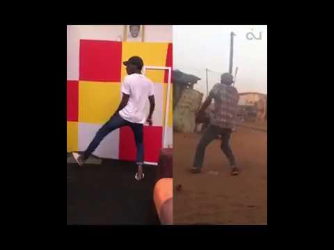 DUDU FAIT DES VIDEOS - Les Danses Mbalakh