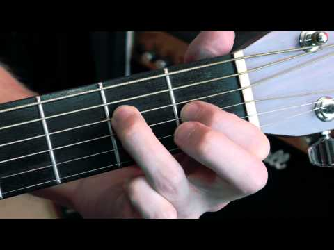 4. The E Chord. Beginner's Guitar Lesson.