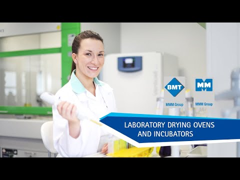 MMM Medcenter - Laboratory Incubator