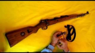 Montage Bretelle Mauser K 98k
