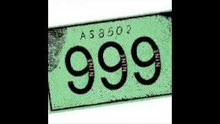 THE 999   shake  live )