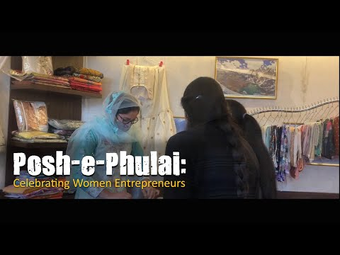 Posh-e-Phulai: Celebrating Women Entrepreneurs
