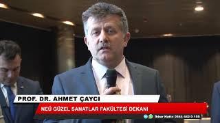 """""""Turkuaz"""" Karma Seramik Sergisi açıldı"""