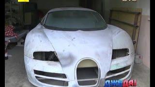 Український умілець відтворив машину вартістю 2 мільони доларів