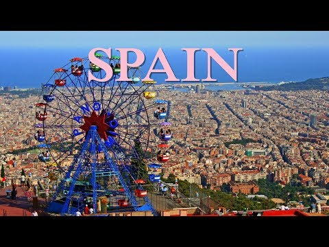Video 10 Best Places to Visit in Spain - Spain Travel Video