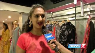 Preetha Vijayakumar on her style statement | Super Housefull | News7 Tamil