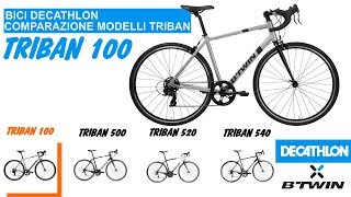 btwin triban 100 upgrade - TH-Clip