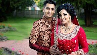 Huma & Junaid Wedding Highlights