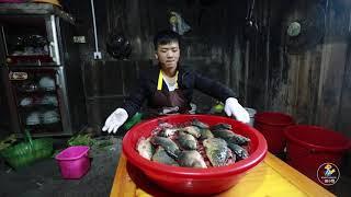 舌尖上的农家腌鱼,开胃又下饭,吃10年都不觉得腻