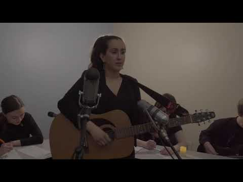 """Here is a video of an original song, """"Red and White Blues""""."""